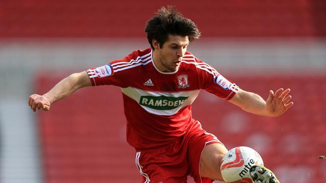 Football - Play-off dream not over for Middlesbrough star Friend