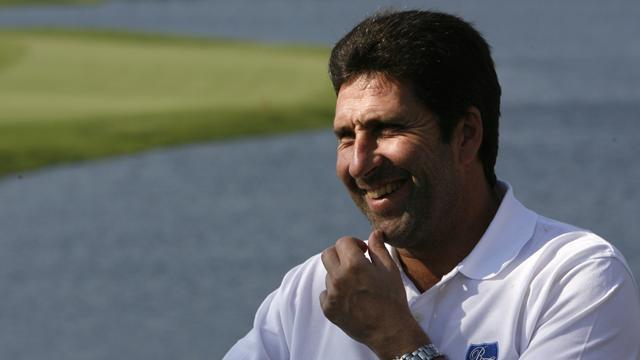 Golf - Olazabal wins Spain's most prestigious sports award