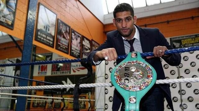 Boxing - Khan 'to fight Alexander in Dubai'