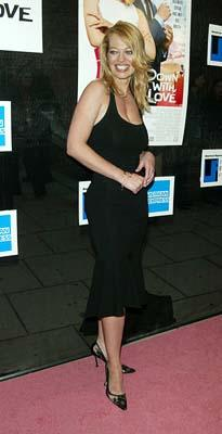 Jeri Ryan Down With Love Premiere Tribeca Film Festival, 5/6/2003