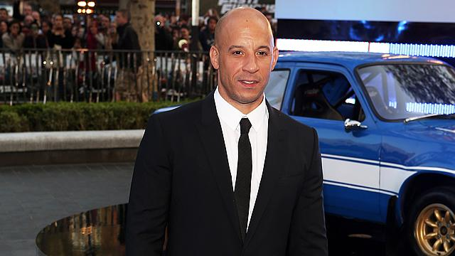 5 Things You Don't Know About Vin Diesel