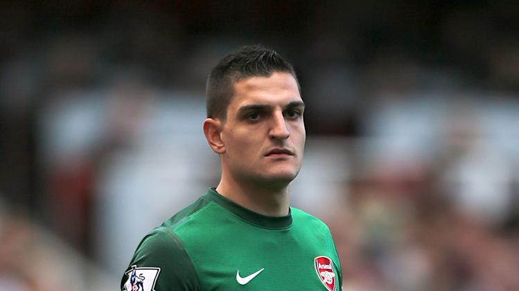 Soccer - Vito Mannone File Photo