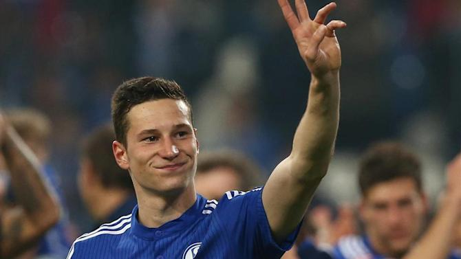 Premier League - Draxler set to stay at Schalke