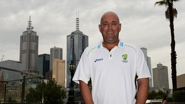 Australia coach Darren Lehmann refused to be drawn on England's post-Ashes concerns.