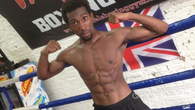 Boxing - Debutant Watch - Rakeem Ashaye