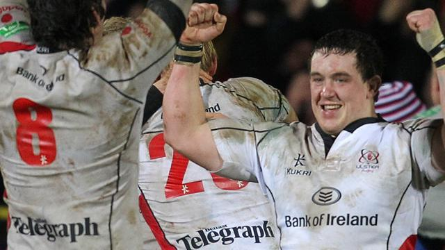 Ulster beat Cardiff Blues on emotional night