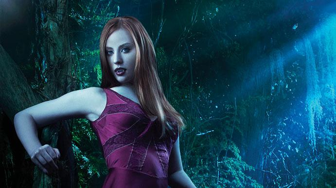 "Deborah Ann Woll stars as Jessica in ""True Blood."""