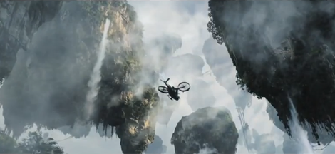A scene from 'Avatar'