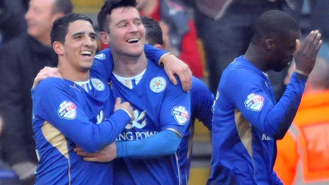 Championship - Nugent nudges Leicester closer to title