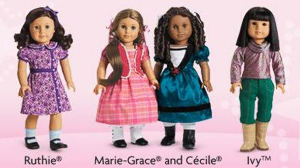 American Girl Rebuts Critics After Dropping Minority Dolls