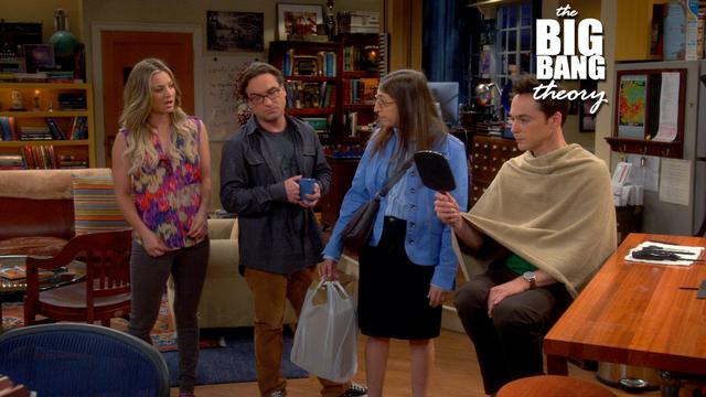 The Big Bang Theory - Scientific Boy Band