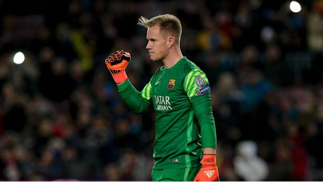 Ter Stegen: I want to stay at Barcelona