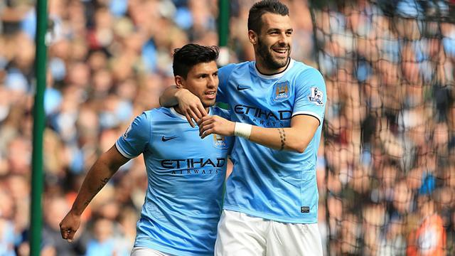 Premier League - City come from behind to end Everton's unbeaten run