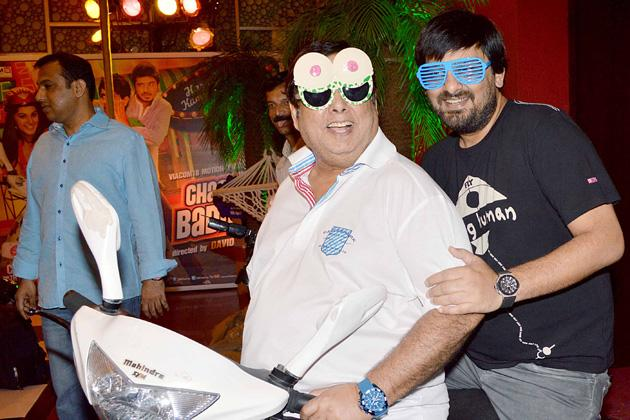 Fun at Chashme Baddoor music launch