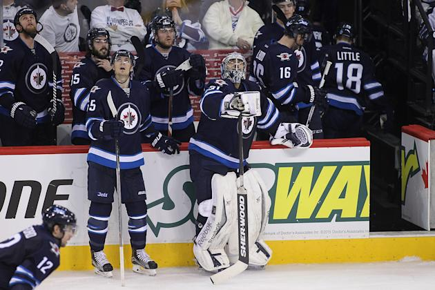 Anaheim Ducks v Winnipeg Jets - Game Three