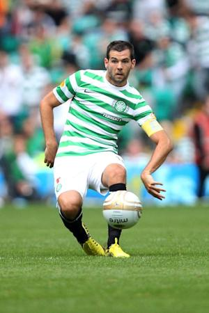Midfielder Joe Ledley is rated as doubtful for Celtic's clash with Inverness this Sunday