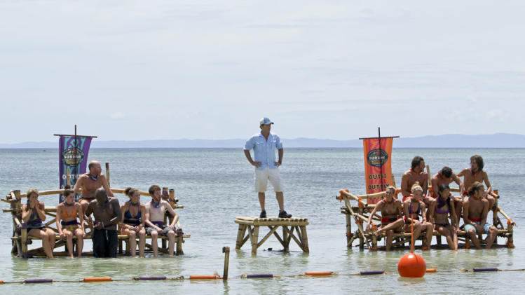"""Survivor: Caramoan - Fans vs. Favorites"" -- ""Tubby Lunchbox"""