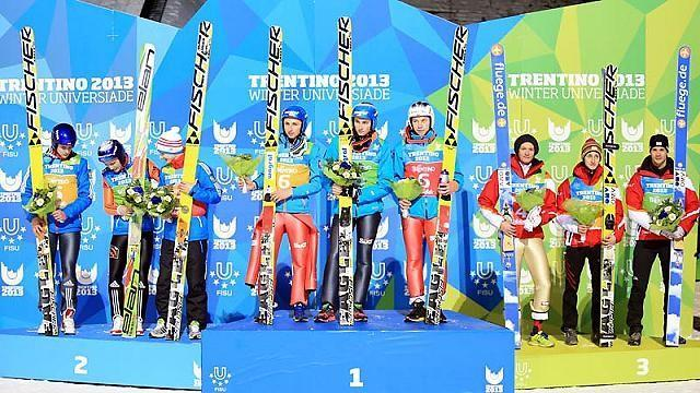 Winter Universiade - Polish jumpers follow in footsteps of Malysz and Stoch