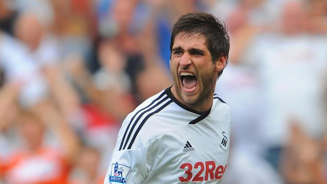 Swansea striker Danny Graham has started pre-season in excellent form