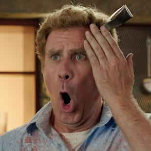"""In this image released by Warner Bros. Entertainment Inc., Will Ferrell appears in a scene from the film, """"Get Hard."""" (AP Photo/Warner Bros. Entertainment Inc.)"""