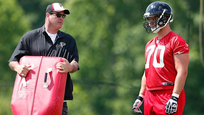 Atlanta Falcons Rookie Minicamp