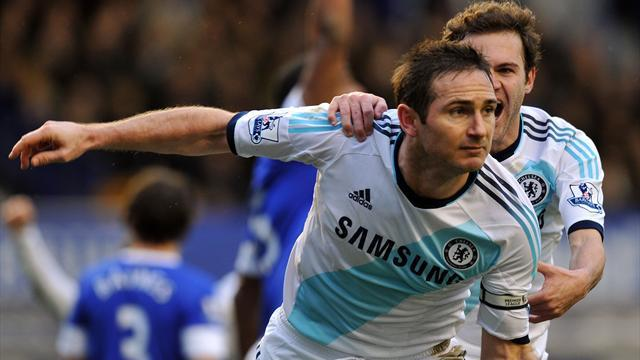 Premier League - Galaxy reveal Lampard interest