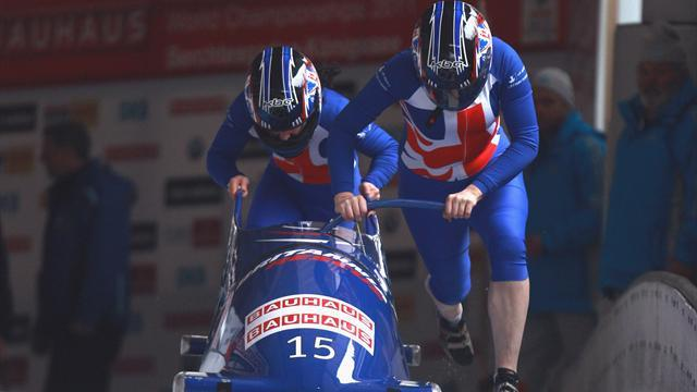 Bobsleigh - Walker and Cooke finish 13th in Lake Placid