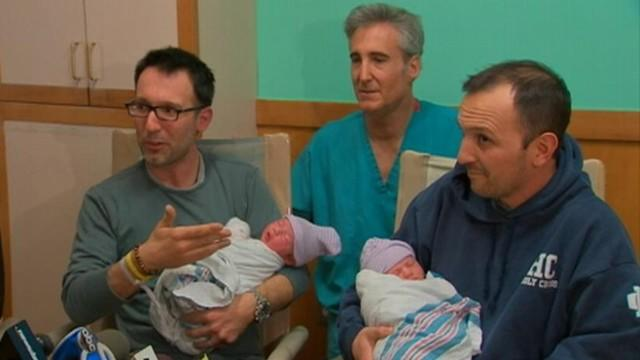 Brothers Become Fathers 82 Minutes Apart