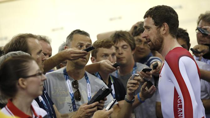 Commonwealth Games - Wiggins quits 'cut-throat' Grand Tours