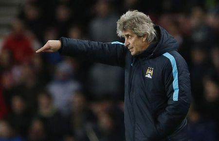 Sunderland v Manchester City - Barclays Premier League