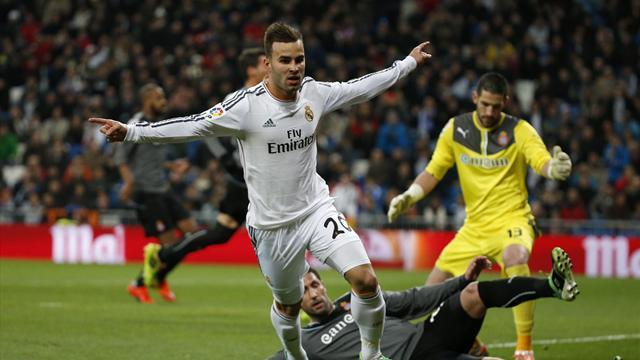Liga - Early Jese goal enough for Real against Espanyol