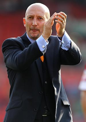 Ian Holloway has taken charge of a team sitting third in the npower Championship table