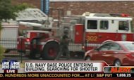 Shots Fired Inside US Navy Base In Washington