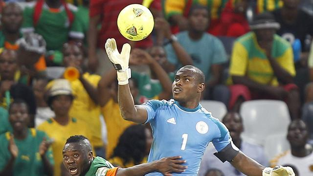 Confederations Cup - Nigeria bonus dispute over 'for now' says skipper Enyeama