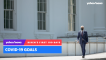Biden set 3 goals for fighting COVID-19 during his first 100 days in office. Did he reach them?