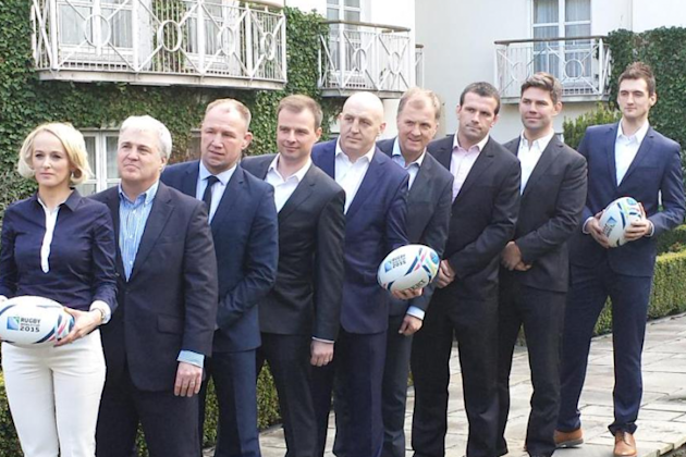 Here's who you'll be watching during TV3′s coverage of the Rugby World Cup