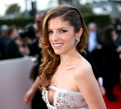 Anna Kendrick Shares Snowed-In Thanksgiving Photos From ...