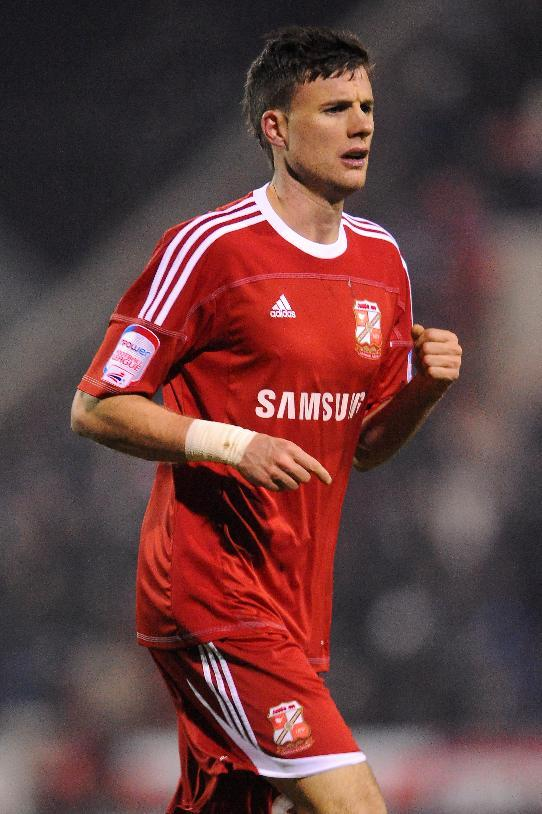 Jonathan Smith returned to York after a spell with Swindon during their promotion campaign