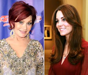 "Sharon Osbourne Calls Lady Gaga a ""Bully"" and a ""Hypocrite,"" Kate Middleton Reveals First Official Portrait: Today's Top Stories"
