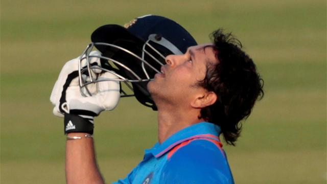 Cricket - Depressed India bids adieu to its favourite son