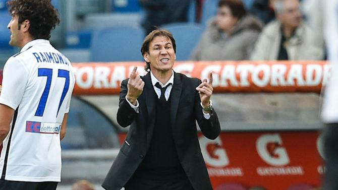 Unfair to blame Garcia for Roma form - Zanetti