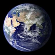 "This ""blue marble"" image is the most detailed true-color image of the entire Earth to date."