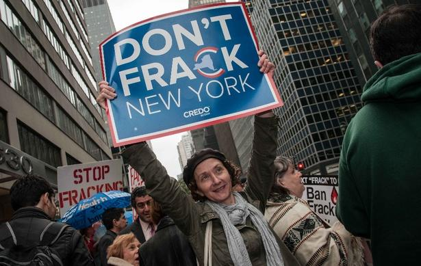 The Alarming Research Behind New York's Fracking Ban