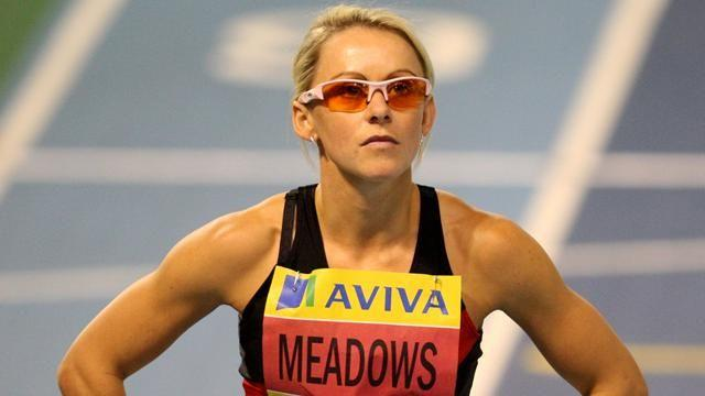 Athletics - Meadows to miss World Championships