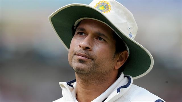 Cricket - Tendulkar bids farewell with tears and cheers