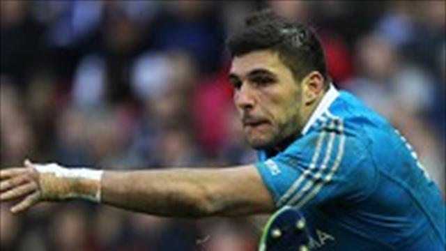 Rugby - Italy edge out Ireland in Rome