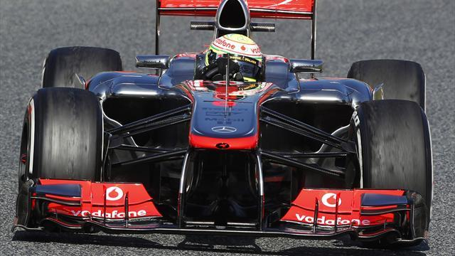 United States Grand Prix - Perez not about to go quietly from McLaren
