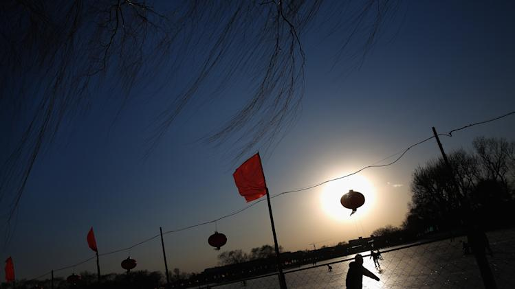 Beijing's Winter Scenes