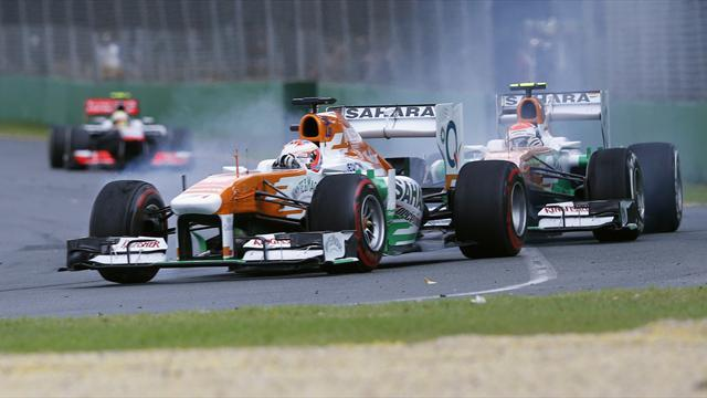 Formula 1 - Force India aiming for top six