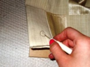 Marking Fabric